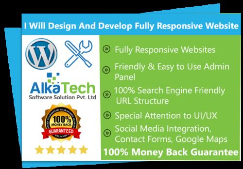 fully-responsive website design and development