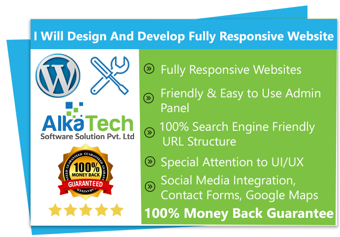 fully-responsive website design and development