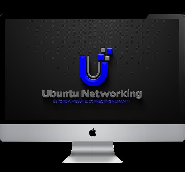 Ubuntu Networking Logo